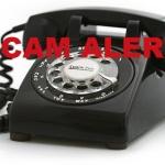 Telephone Tax Scam